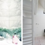 Collage Bathroom / Living